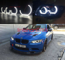 4pcs Angel Eyes DTM STYLE E92 E93 E90 M4 STYLE For BMW 3 Series Headlights