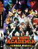 MY HERO ACADEMIA THE MOVIE: HEROES RISING DVD ANIME ENGLISH DUBBED REGION ALL