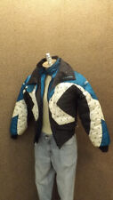 Vtg Ladies Polaris Snowmobile Quilted Jacket/Coat sz  X-Small