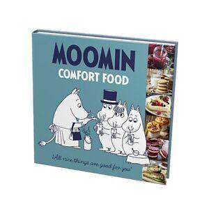 Genuine Moomins Comfort Food Cook Book Tove Jansson Ice House Books Cookbook