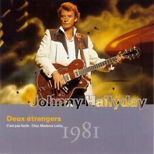 Johnny Hallyday - Vol.21 : Deux Étrangers (1981) - CD Coffret Guitare