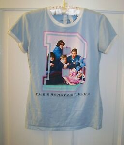 T-Shirts Sizes S-3XL New The Breakfast Club Poster Ringer T-Shirt