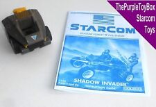 (A007) Vintage 1980's Starcom Toys ~ SHADOW INVADER ~ Invasion - WORKING