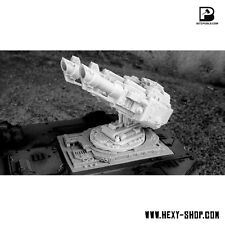 Alternative Twin Lascannon Turret for Razorback - Bitspudlo