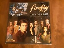 Firefly: The Game - Sealed - Joss Whedon's Gale Force Nine With Bonus Cards!