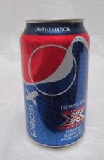 PEPSI DRAGONFRUIT COLA X FACTOR 12 OUNCE EMPTY CAN LIMITED EDITION 2013 RARE