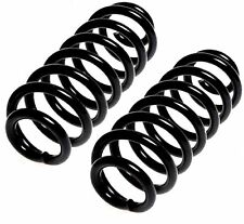 2x BMW X5 E53 3.0 i 4.4 i 3.0 d Without M-technology Rear Coil Spring 2000-2006