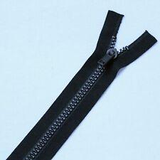 0,23 euros//unidad no divisible 20cm largo negro 50 cremalleras costura oculto