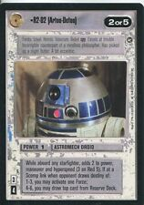 Star Wars CCG A New Hope Limited BB R2-D2 (Artoo-Detoo)
