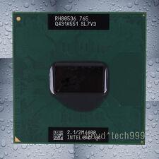 Intel Pentium M 765 CPU Processor SL7V3 2.1 GHz 400 MHz Socket 479