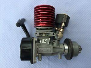 Rc Modellbau, Nitro Motor , Kyosho , GX 15, rc car , Handstart , NEU