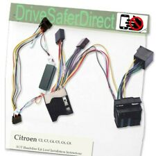 SOT-6000-Gd Ready2Fit IGNITION Lead for Handsfree Kit for /Citroen C2,C3,C4,C5