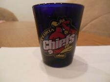 PEORIA CHIEFS SHOT GLASS -  ST. LOUIS CARDINALS MIDWEST LEAGUE
