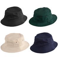 e27b73cf NEW MENS STYLISH SOFT WASHED BUCKET HAT SPORTS SUNCAP MEN'S SUMMER HAT HATS