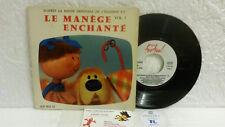 45T Bande Originale Film TV ORTF Le Manege Echanté vol 1 Festival Radio France