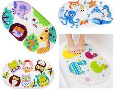 Badewannematte Cartoon Kids Motiv PVC Wanneneinlage Matte Antirutsch Saugnäpfe