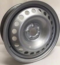 16 Inch 5 Lug Silver Steel Wheel Fits Promaster City WE7452N New