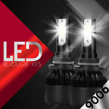 XENTEC LED HID Headlight kit 9006 White for 1989-1993 Ford Thunderbird