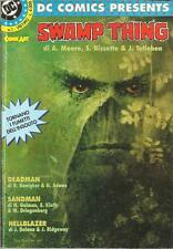 DC COMICS PRESETS: SWAMP THING NUMERO 1