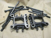 Honda GL500 Interstate Rocker Arms Rockers & Pushrods Set CX500 1978 - 1983
