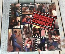 'Disorderly Conduct The Game' Boardgame-Vintage 1993 - Sealed New 90's