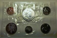 CANADIAN COINS: 1970 Manitoba  Canada Proof-like Set-6 coin set MINT SEALED LotI