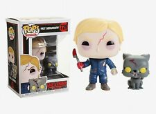 Funko Pop Movies: Pet Sematary - Gage & Church Vinyl Figure Item #37628
