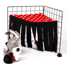 Pet Corner Fleece Forest Hideout Tent Animal Habitat Tent Hammock Hanging Bed