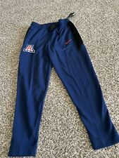 Nike Team Issued Arizona Wildcats Showtime Elite Training Basketball Pants Sz.L