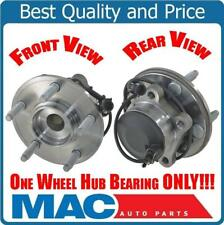 2 NEW FRONT Wheel Bearing and Hub Assembly 100% New 10-15 XF XFR XK XKR RWD