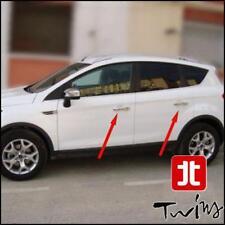 Copri Maniglie Cromate Ford Mondeo IV Kuga Focus 5p e station wagon cromature