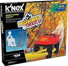 KNEX Hornet Swarm Roller Coaster Building Set  ~NEW~