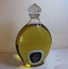 Grundpreis100ml/55,80€)500 ml Factice Flacon Shalimar von Guerlain 70er Jahre