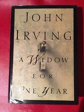 A Widow for One Year by John Irving Hardcover