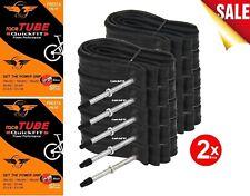2  X Bike Tube 80mm Presta Valve