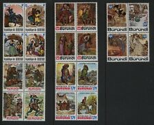 Burundi MNH Scott # 523-27 Value $ 73.50 US $$