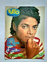 TUTTO MUSICA SETTEMBRE 9 1983 VEDI SOMMARIO MICHAEL JACKSON NEW YORK SUPERTRAMP