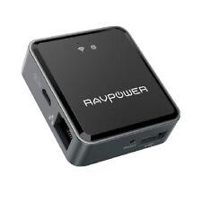 Ravpower Filehub Travel Router N300 Hotspot WiFi Devices WiFi Bridge Rp-Wd008