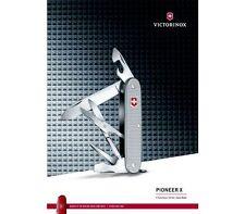 0.8231.26 Victorinox Swiss Army Knife 93mm PIONEER X ALOX BRAND NEW 0.8231.26US2