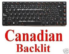 Keyboard for Lenovo Ideapad Y480 - CA 25207276 25202950 Backlit