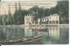 CPA 45 - OLIVET - Los Punteras del Loira - restaurantes Paul Foret