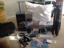 Canon EOS 350D Digital Silver EF-S 18-55 II USM 8.0 Mega Pixels Photo Kit