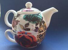 Paperchase Fine Porcelain Floral Roses Tea for One