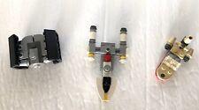 Lego Star Wars - Keychains - TIE Fighter - LAND SPEEDER - Star Ship