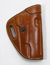 El Paso Saddlery Co. 981 Brown Leather Holster 1911 .45 Govt RH Dual Position