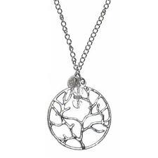 Rear View Mirror Charm - Hanging Ornament - Suncatcher (Tree Of Life)