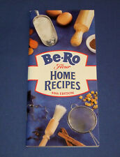 Be-Ro Home Recipes Baking/Cookbook. Fortieth/40th million/edition (2007)
