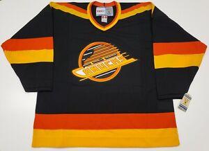 Vancouver Canucks Vintage CCM Jersey