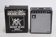 Works Well ERNIE BALL MUSIC MAN MINI Guitar Amplifier Free Ship 948v04