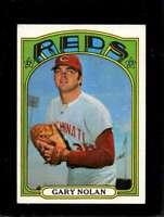 1972 TOPPS #475 GARY NOLAN VGEX REDS  *X12371